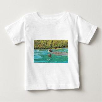 ハワイHonu ベビーTシャツ
