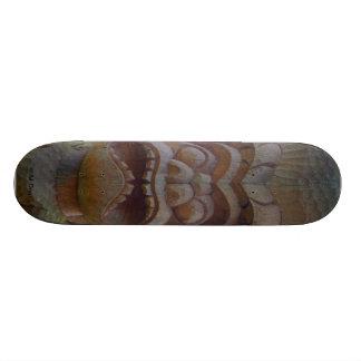 ハワイTikiのスケートボード 21.6cm スケートボードデッキ