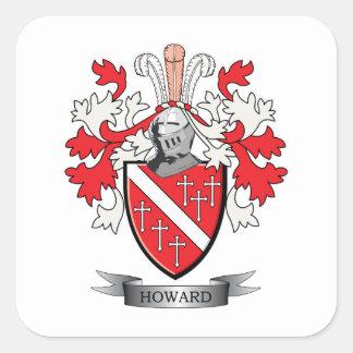 ハワードの紋章付き外衣 スクエアシール