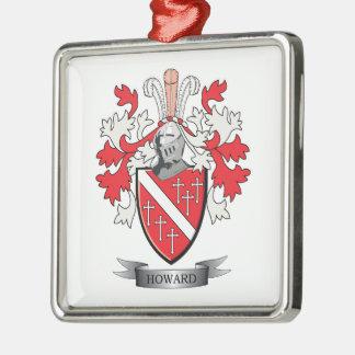 ハワードの紋章付き外衣 メタルオーナメント