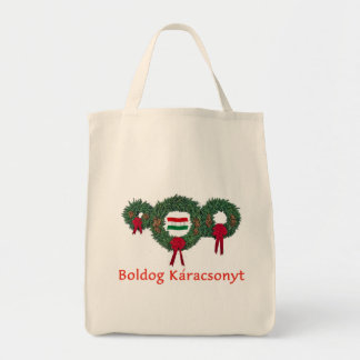 ハンガリーのクリスマス2 トートバッグ