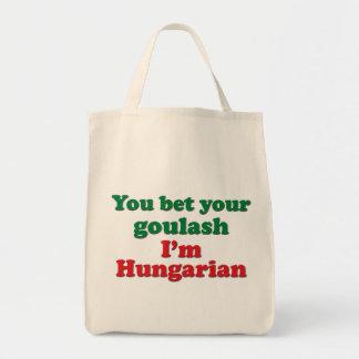 ハンガリーのグヤーシュ2 トートバッグ