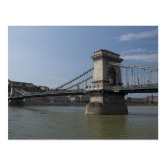 ハンガリーのブダペストの首都。 歴史的な3 ポストカード