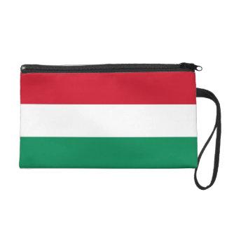 ハンガリーの旗が付いているBagettesのバッグ リストレット