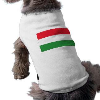 ハンガリーの旗 ペット服
