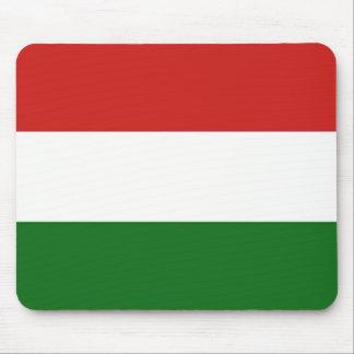 ハンガリーの旗 マウスパッド