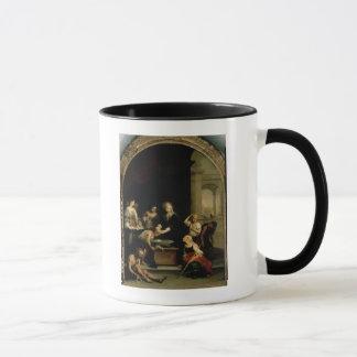 ハンガリーのSt.エリザベス マグカップ