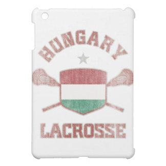 ハンガリーヴィンテージ iPad MINIケース
