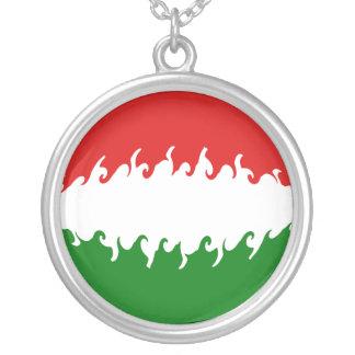 ハンガリー|すごい|旗 オリジナルジュエリー