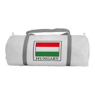 ハンガリー ジムバッグ