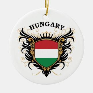 ハンガリー セラミックオーナメント