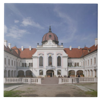 ハンガリー、ブダペスト、Godollo: 王室のな大邸宅、家 タイル
