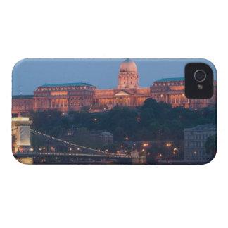 ハンガリー、ブダペスト: Szechenyiの(チェーン)橋、 Case-Mate iPhone 4 ケース