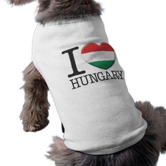 ハンガリー ペット服