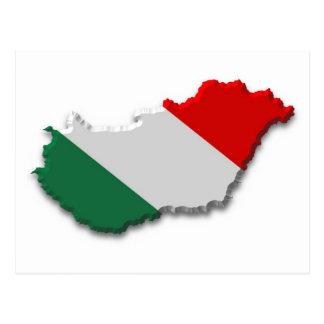 ハンガリー ポストカード