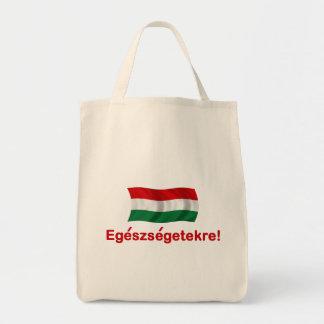 ハンガリーEgeszsegetekre! トートバッグ