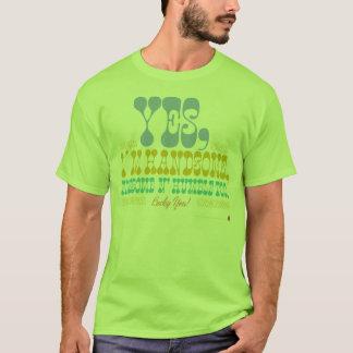 ハンサムで、控え目な人SmithShirt! Tシャツ