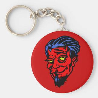 ハンサムな悪魔のkeychain キーホルダー