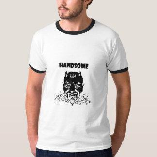 ハンサムな悪魔 Tシャツ