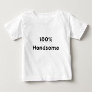 ハンサムな100% ベビーTシャツ