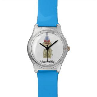 ハンサムなMummific 腕時計