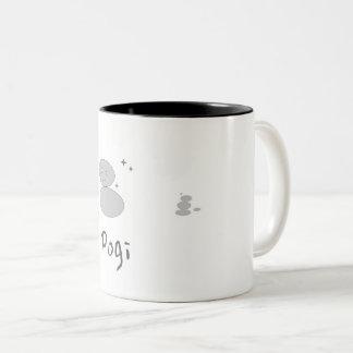 ハンサム-かわいいタガログ人のツートーンマグ ツートーンマグカップ