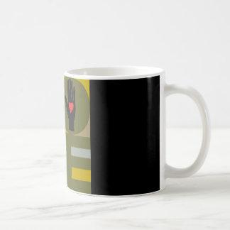ハンサム コーヒーマグカップ