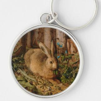 ハンズHoffmann森林のノウサギ キーホルダー