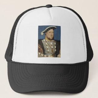 ハンズHolbein著イギリスのヘンリー八世のポートレート キャップ