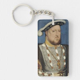 ハンズHolbein著イギリスのヘンリー八世のポートレート キーホルダー