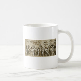 ハンズHolbein著富の勝利より若いの コーヒーマグカップ