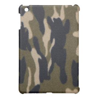 ハンターのために緑か黒い迷彩柄のジャングル iPad MINI カバー
