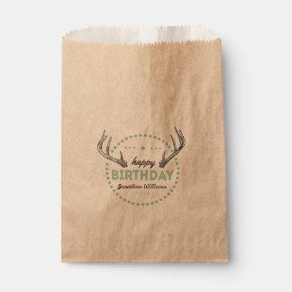 ハンターのための狩りの誕生日の好意のパーティのバッグ フェイバーバッグ