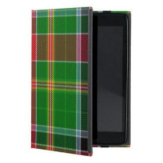 ハンターのタータンチェックのiPad Miniケース iPad Mini ケース