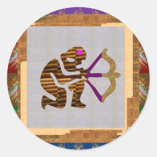 ハンターの弓矢 ラウンドシール