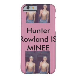 ハンターのRowlandの場合 Barely There iPhone 6 ケース