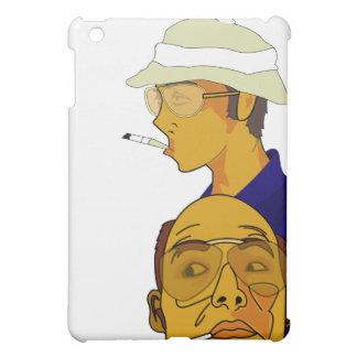 ハンターのS.トムソンGonzo Ipadの例 iPad Miniケース