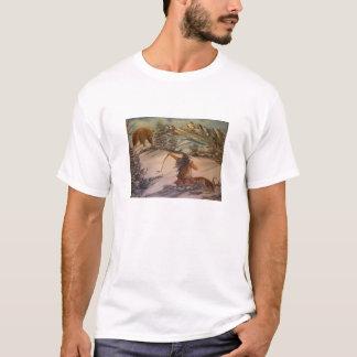 ハンターは捜されるなります Tシャツ