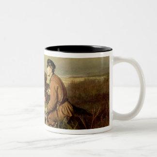 ハンター1816年 ツートーンマグカップ
