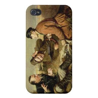 ハンター1816年 iPhone 4/4S CASE