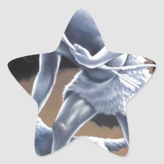 ハンター 星シール