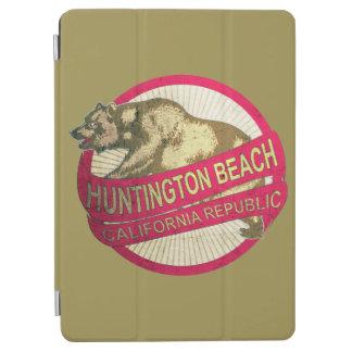 ハンチングトンビーチカリフォルニアのipadの空気くまの例 iPad air カバー