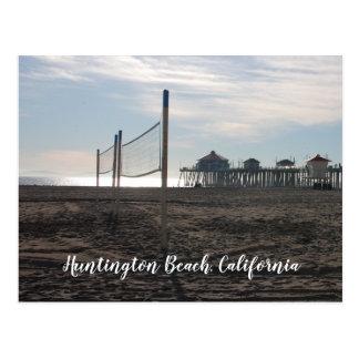 ハンチングトンビーチ、カリフォルニアの郵便はがき ポストカード