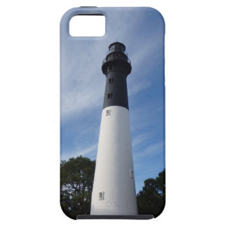 ハンティントンの島の灯台 iPhone SE/5/5s ケース