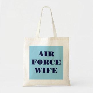 ハンドバッグの空軍妻 トートバッグ