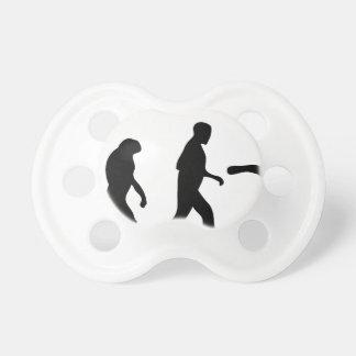 ハンドボールの進化 おしゃぶり