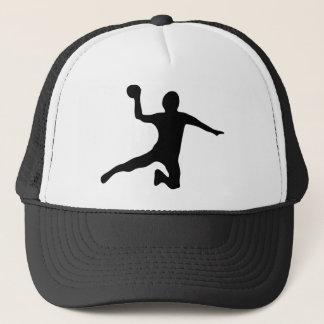 ハンドボールのspielerのdodgeball キャップ