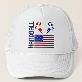ハンドボール米国 キャップ