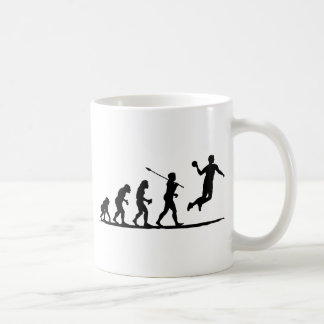 ハンドボール コーヒーマグカップ