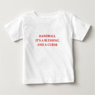 ハンドボール ベビーTシャツ